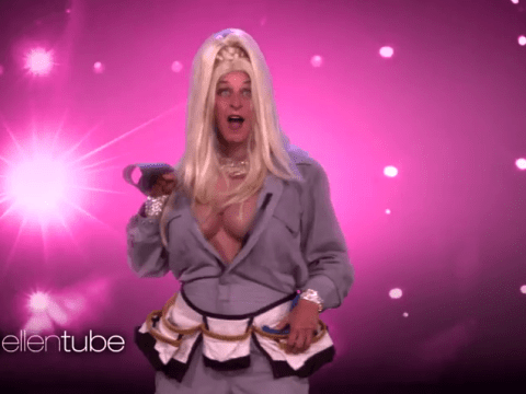 Ellen DeGeneres and Oprah Winfrey turn strippers in female Magic Mike 'reboot'
