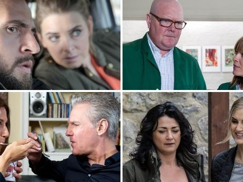 Emmerdale pregnancy, rage, passion and heartbreak: 10 big spoilers coming up