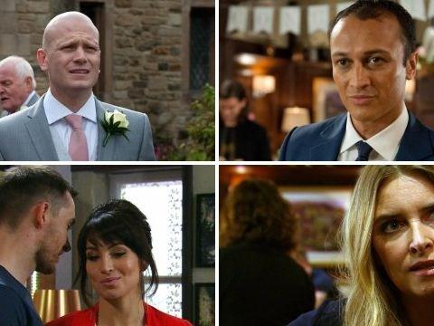 Emmerdale killer revenge, kidnap and wedding drama: 10 big spoilers coming up