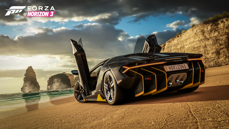 Forza Horizon 3 (XO) - beach party