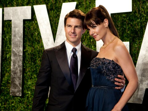 Katie Holmes 'cannot date publicly for five years after Tom Cruise divorce'