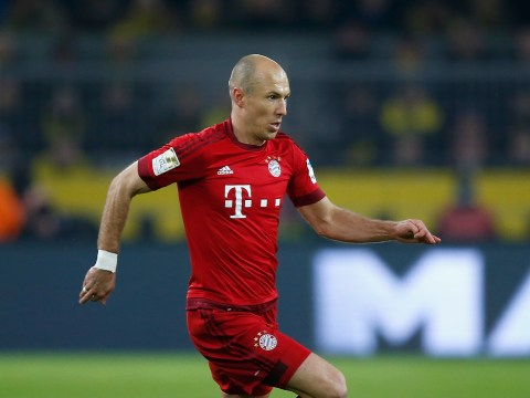 Bayern Munich's Arjen Robben's playing style susceptible to injuries