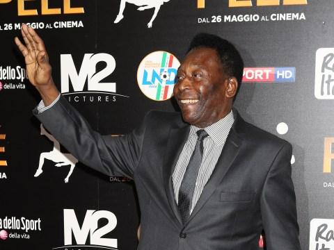 Pele ends the Cristiano Ronaldo/Lionel Messi debate