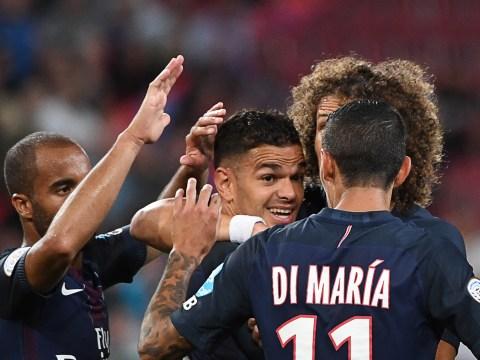Arsenal handed major boost as PSG drop Hatem Ben Arfa for Champions League clash