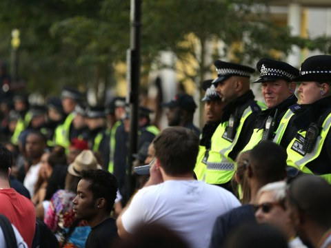 Syrian refugee in court for 'groping woman's breast' at Notting Hill Carnival