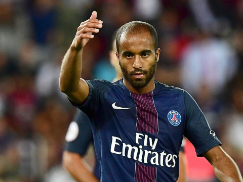 Manchester United target Lucas Moura left out of Paris Saint-Germain squad amid transfer speculation