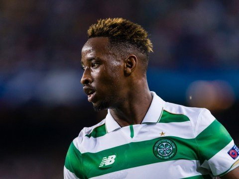 Moussa Dembele sets new Celtic record with goal vs Manchester City