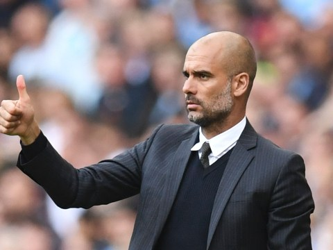 Pep Guardiola travels to Portugal to scout Benfica left-back Alex Grimaldo