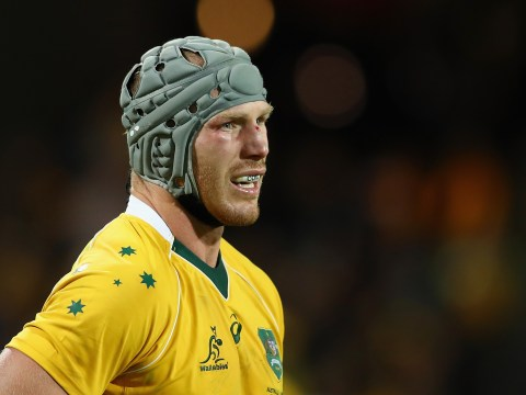 Australia rugby ace David Pocock shows off HORRIFIC hand pic after surgery