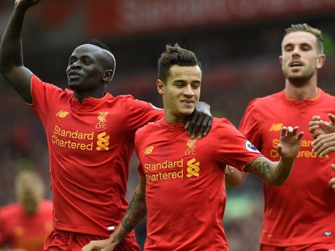 Liverpool 5-1 Hull City: Sadio Mane, Philippe Coutinho and Adam Lallana tear apart the Tigers
