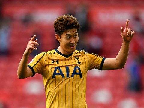 'I was shocked myself!' admits Tottenham's Son Heung-Min after super Middlesbrough brace