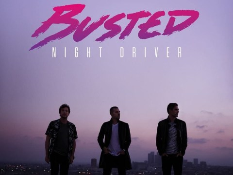 Busted announce Night Driver, their first album in 13 years