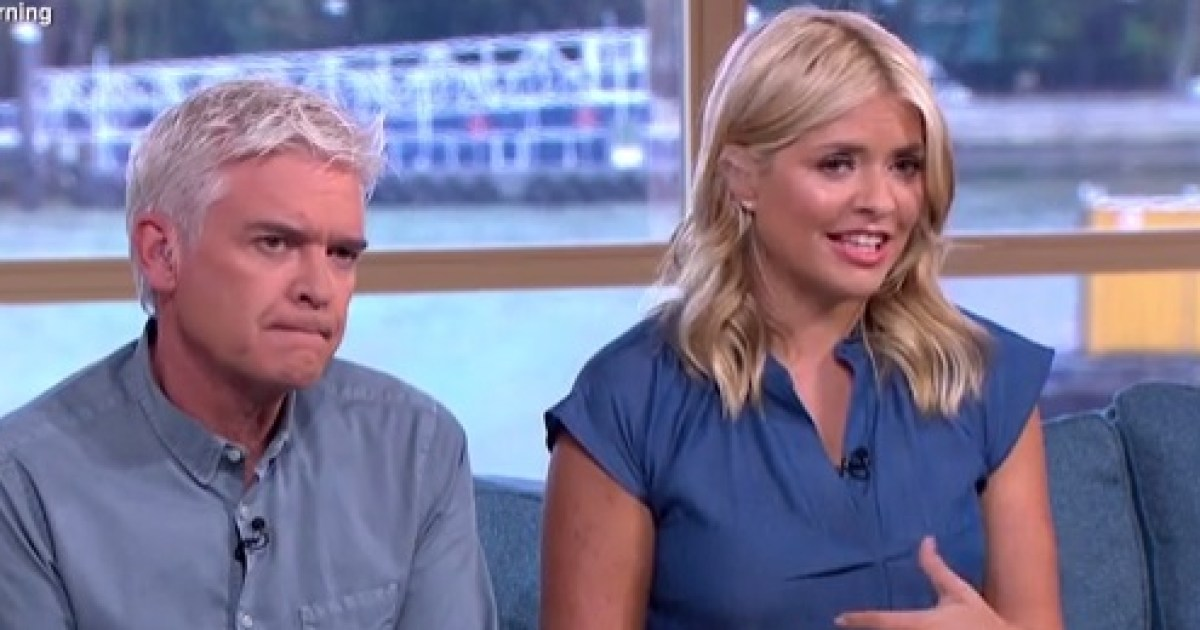Holly Willoughby surprises viewers with cheating husbands