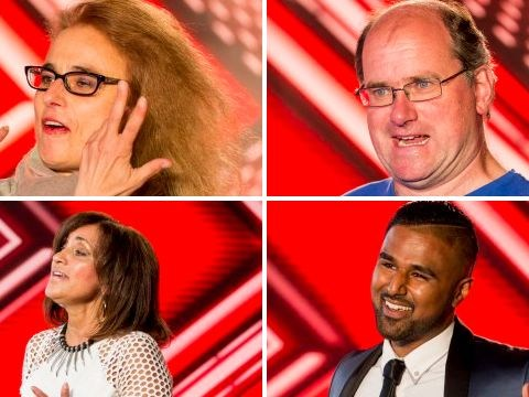 Was this the weirdest X Factor yet? Seven out-of-the-ordinary acts from Saturday's audition show
