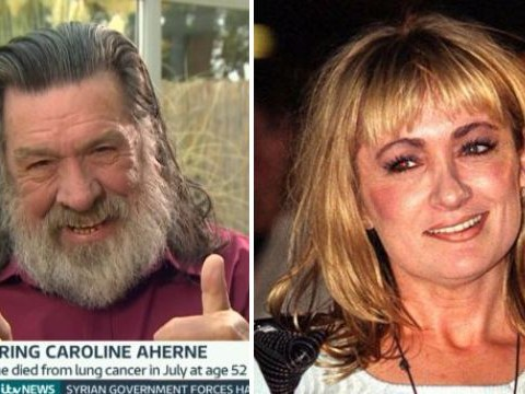 Ricky Tomlinson takes a pop at Thatcher as he insists Caroline Aherne should have 'had a state funeral'