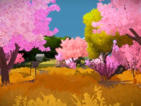 The Witness Xbox One review – puzzle paradise