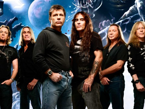 Iron Maiden to use paperless tickets on new UK tour to stamp out pesky touts