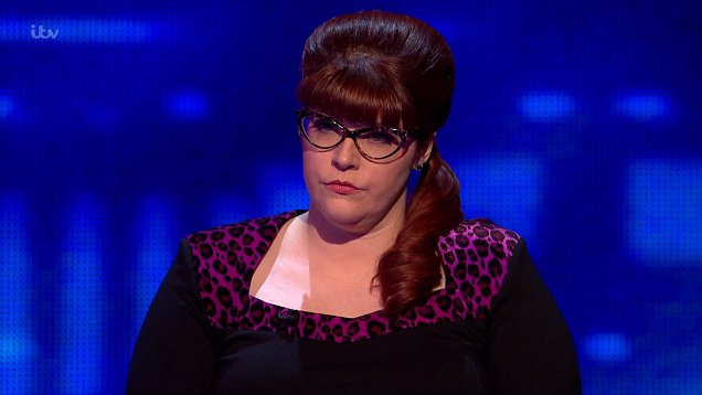 Jenny 'The Vixen' Ryan breaks The Chase record as she expertly dominates a contestant in the final