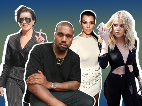Kanye West 'disappointed' over Khloe and Kourtney Kardashian absence from Yeezy's fashion show