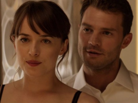 Fifty Shades Darker teaser promises pyrotechnics and masks
