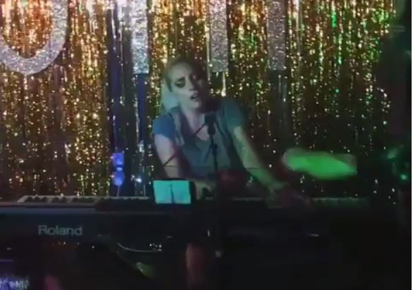 WATCH: Lady Gaga and Mark Ronson played a secret set in Hackney