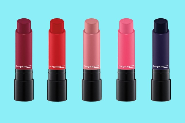 MAC's new liptensity collection is seriously mesmerising