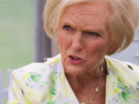 Sorry Mary Berry fans but she did ruin a Great British Bake Off outcome before Prue Leith