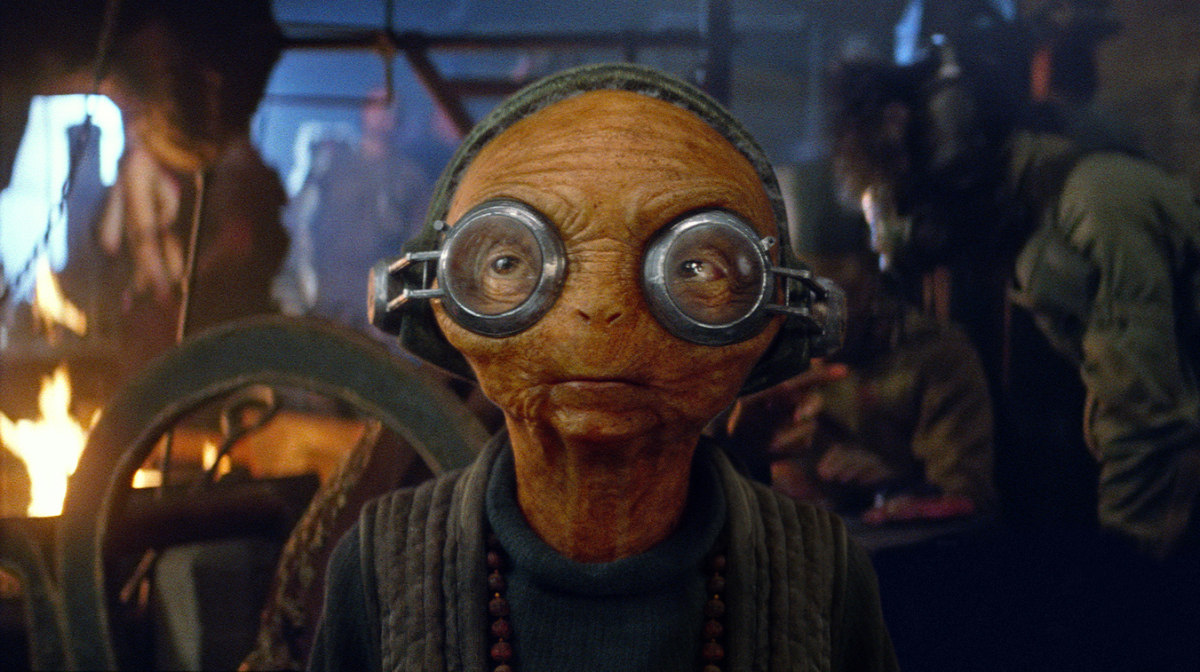 Why Maz Kanata could play a vital role in The Last Jedi