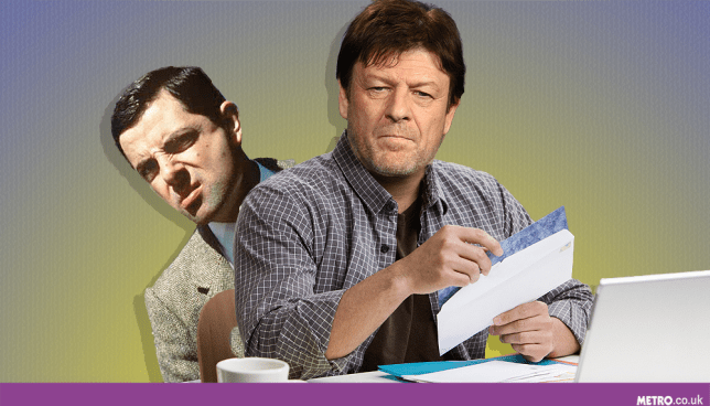 Sean Bean and Mr Bean are two different people, OK?