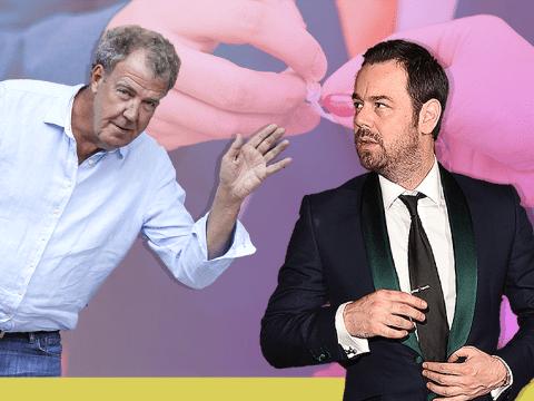 Jeremy Clarkson 'accidentally gatecrashed' Danny Dyer's wedding