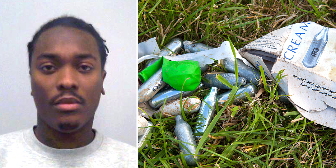 First man jailed for selling 'legal highs' at music festival