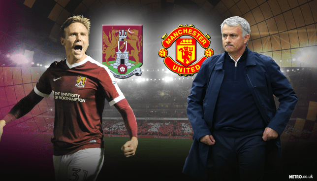 Northampton v Manchester United preview Picture: PA - Credit: METRO/mylo