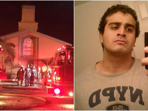 Mosque attended by Orlando gunman Omar Mateen destroyed in suspected arson attack