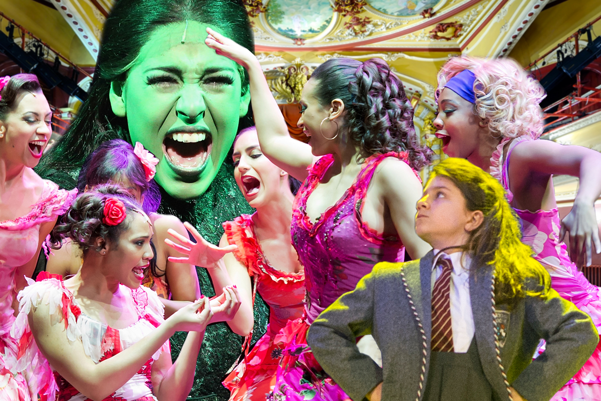 5 upcoming film adaptions of musicals that we can't wait to see