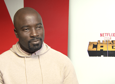 Luke Cage star Mike Colter's wife doesn't care that he is a superhero