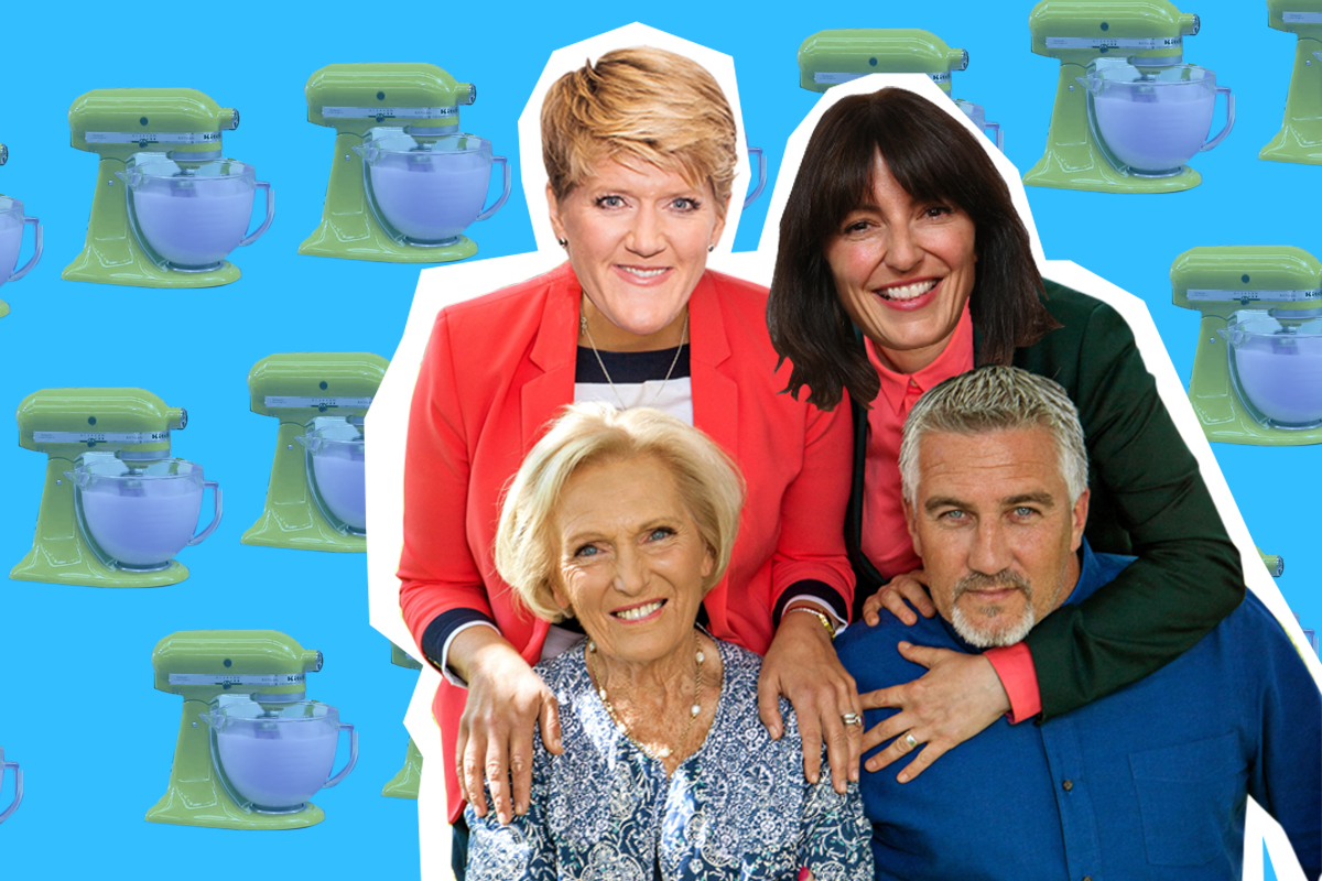 Clare Balding and Davina McCall tipped to replace Mel and Sue on The Great British Bake Off