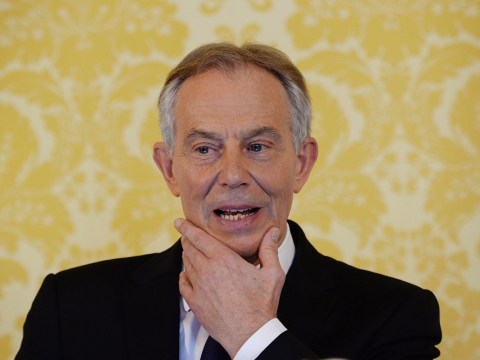 Tony Blair is closing down his business empire