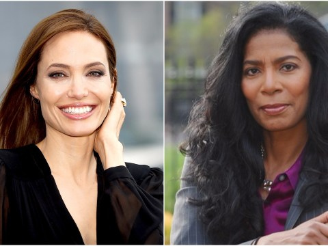 Angelina Jolie just hired the real Olivia Pope for her divorce team