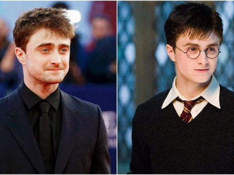 Daniel Radcliffe says he's open to playing Harry Potter in a movie of The Cursed Child