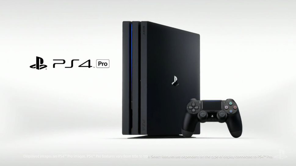 PlayStation Meeting sees launch of the PS4 Pro