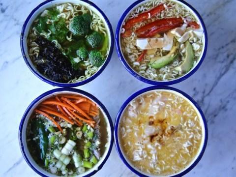Four excellent ways to pimp your ramen noodles