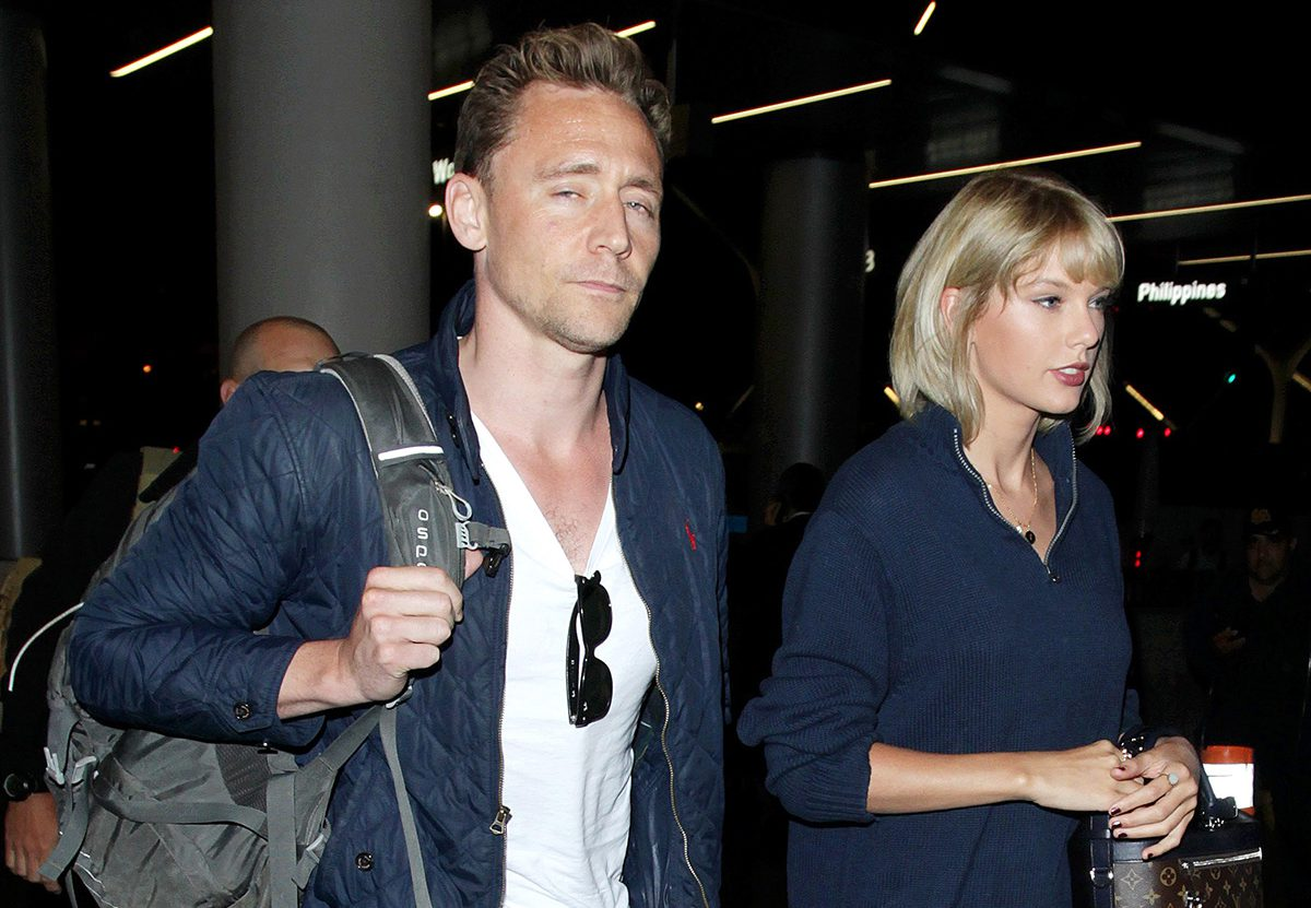 Tom Hiddleston 'expecting' Emmy win for The Night Manager – but ex-girlfriend Taylor Swift won't be getting a look in