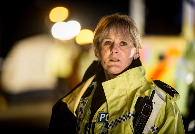 Sarah Lancashire in Happy Valley (Picture: BBC)