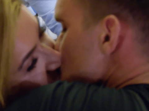 Ex On The Beach season 5 episode 5: Gaz Beadle and ex-girlfriend Lillie Lexie Gregg KISS behind Charlotte Crosby's back and it's unbearable to watch