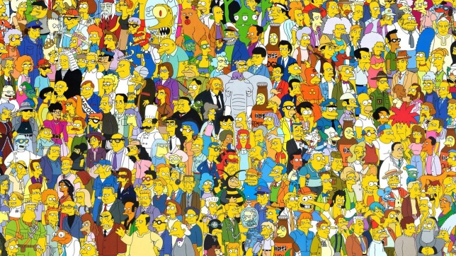 FXX is going to show every Simpsons episode ever in two-week