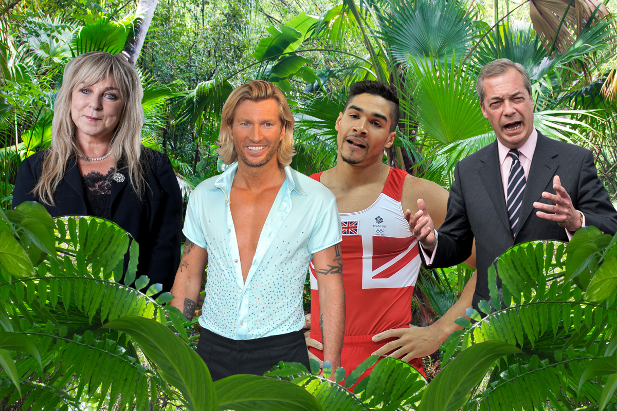 I'm A Celeb speculation piece