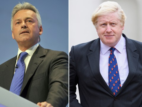 Minister finally says what we all thought about Boris Johnson