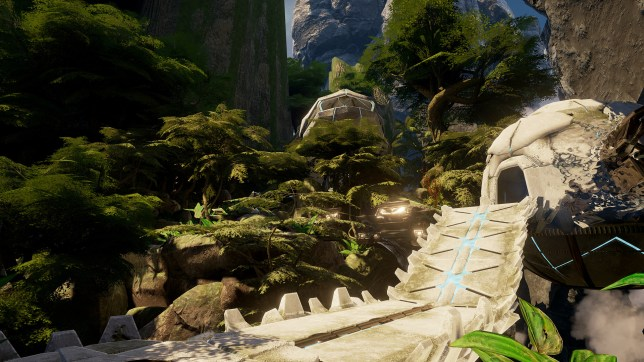 Obduction (PC) - puzzles within puzzles