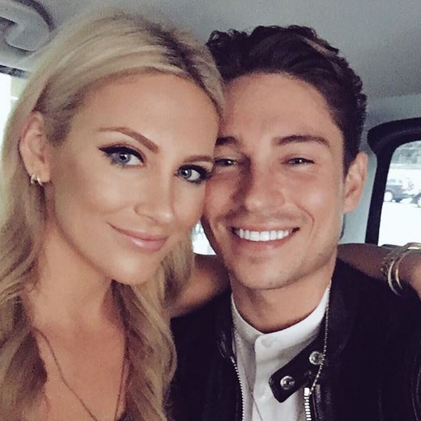 Stephanie Pratt and Joey Essex reveal their relationship is 'the real deal' on Celebs Go Dating