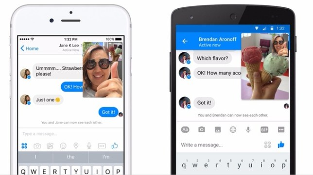 How to know who your friend is chatting with on facebook